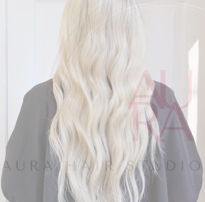 Aura Hair Studio Hair Extensions Hair Color Services