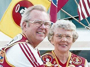 Cooper and Lila McRae  1976 - 1995