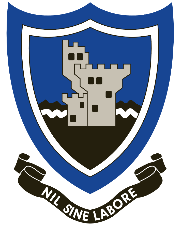 Ballycastle High School logo