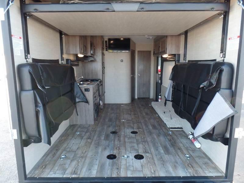 trailer toy hauler rental kansas