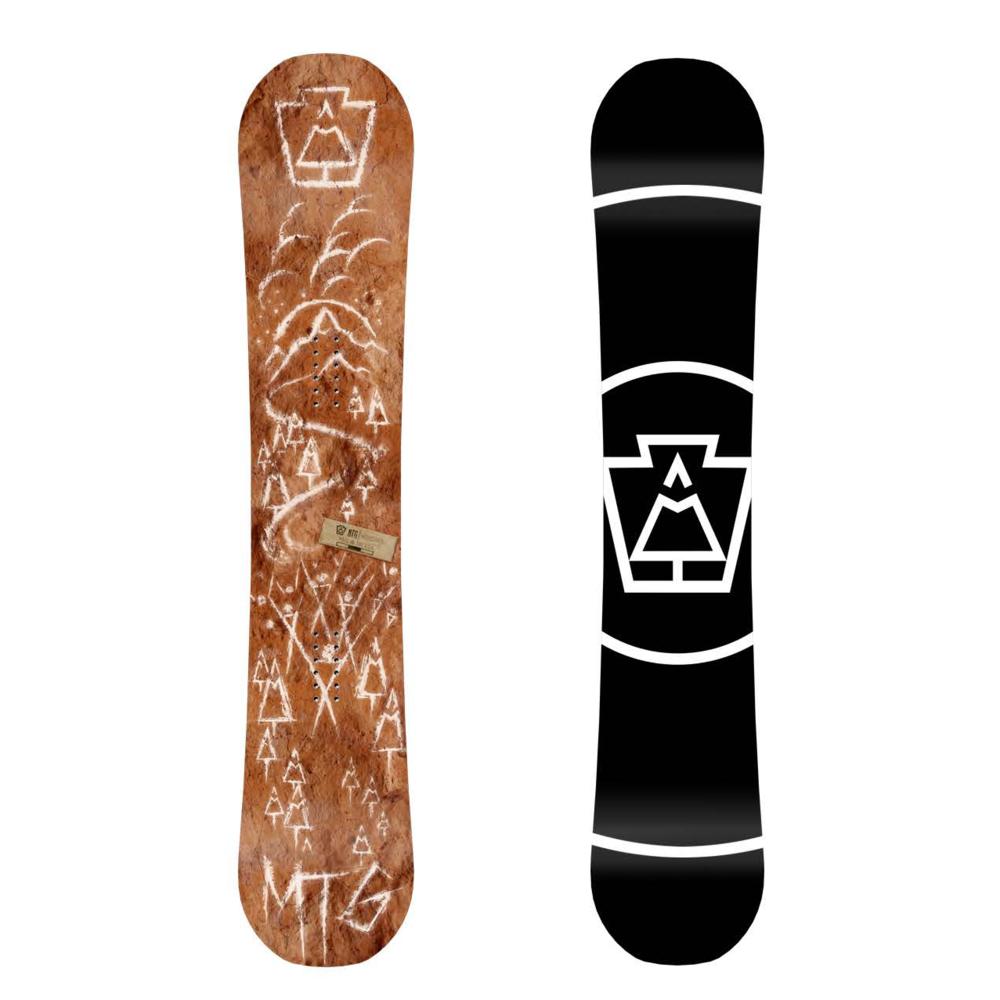 MTG Industries  2019  RockArt Series Snowboard