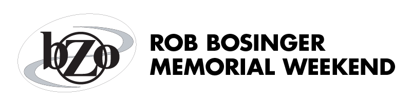 Rob Bosinger Memorial Weekend