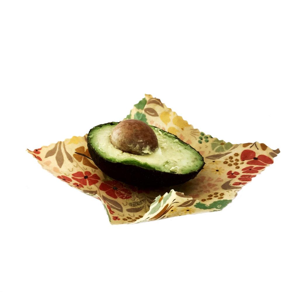 Perfect avocado wrapper