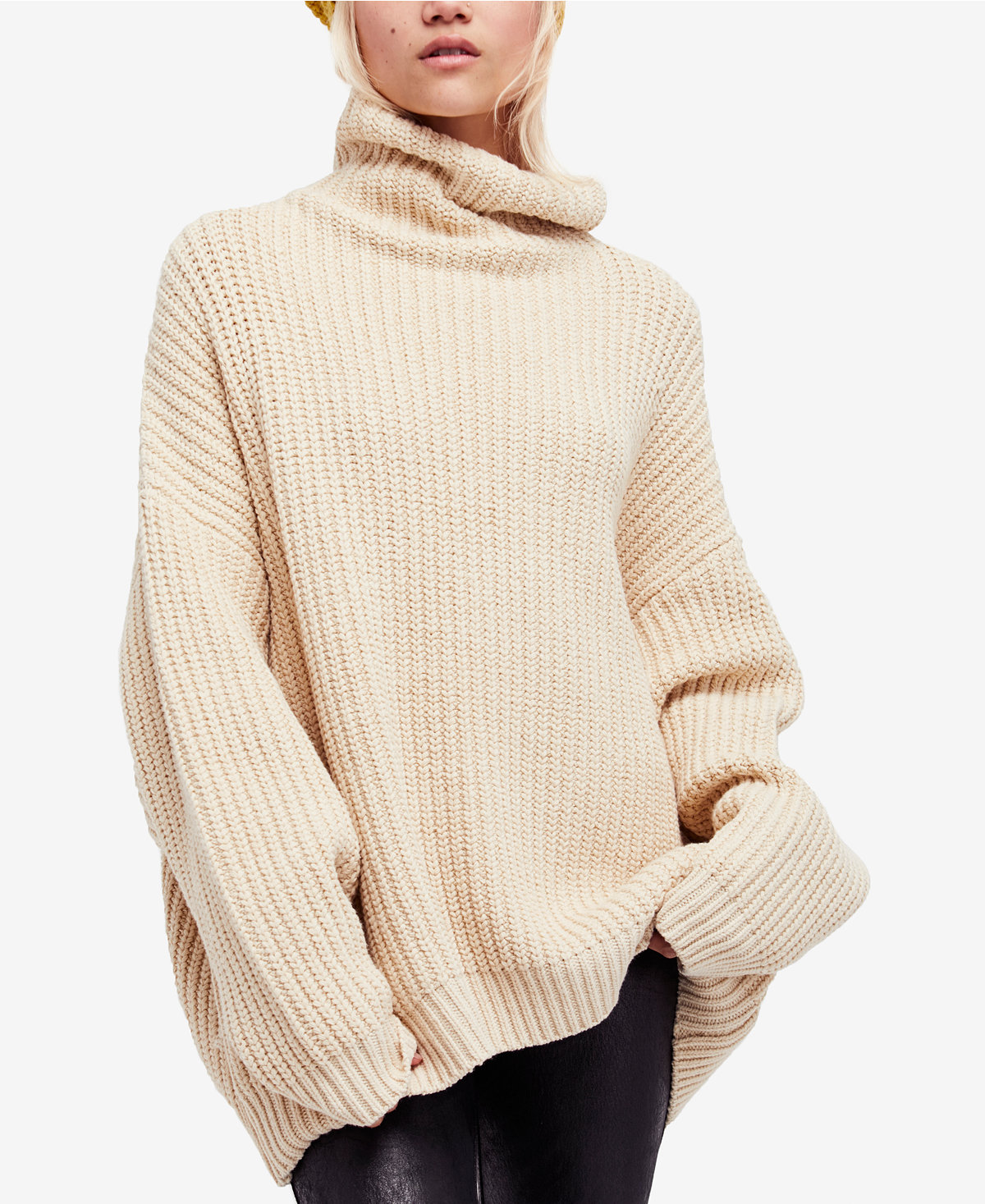 3dde1d0a8c Free People Swim Too Deep Oversized Sweater