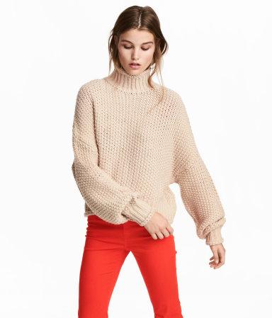 HM Chunky Knit Sweater