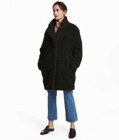 HM Short Pile Coat