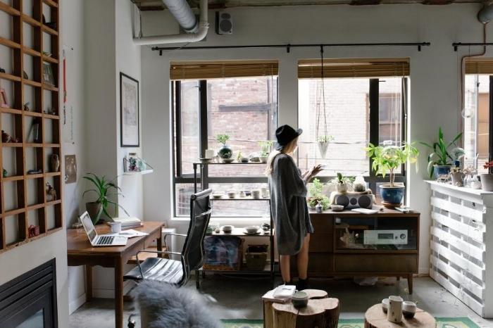 Le bureau à domicile et la fiscalité u quand rester chez soi est