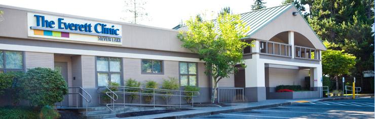 Silver Lake Clinic - The Everett Clinic   1818 121st St SE  Everett WA 98208  425-357-3300