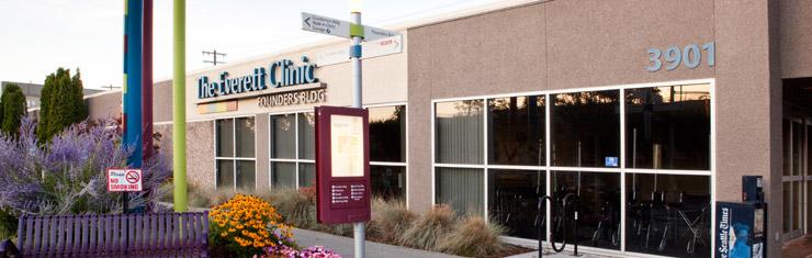 Founders Building  3901 Hoyt Avenue Everett, WA 98201 Phone: 425-259-0966