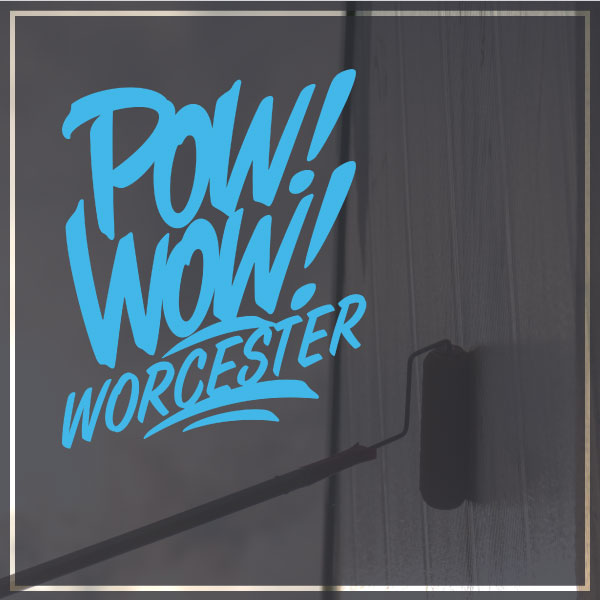 POW! WOW! Worcester 2016 was an international mural festival that brought artists from across the globe to help revitalize a city through art.