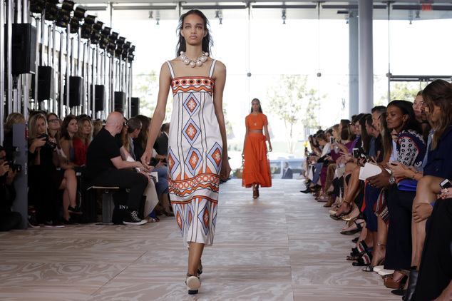 Whitney Museum of American Art. Tory Burch SS7.