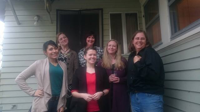 WomenCann meeting in Portland, Oregon