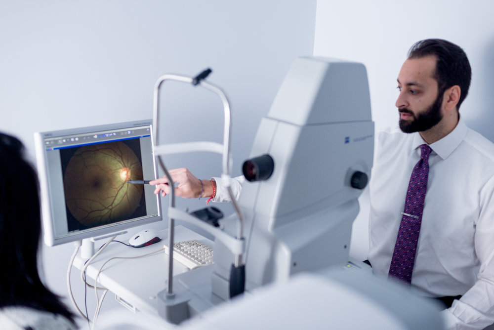Digital retinal imaging helps to evaluate the health of your eyes.