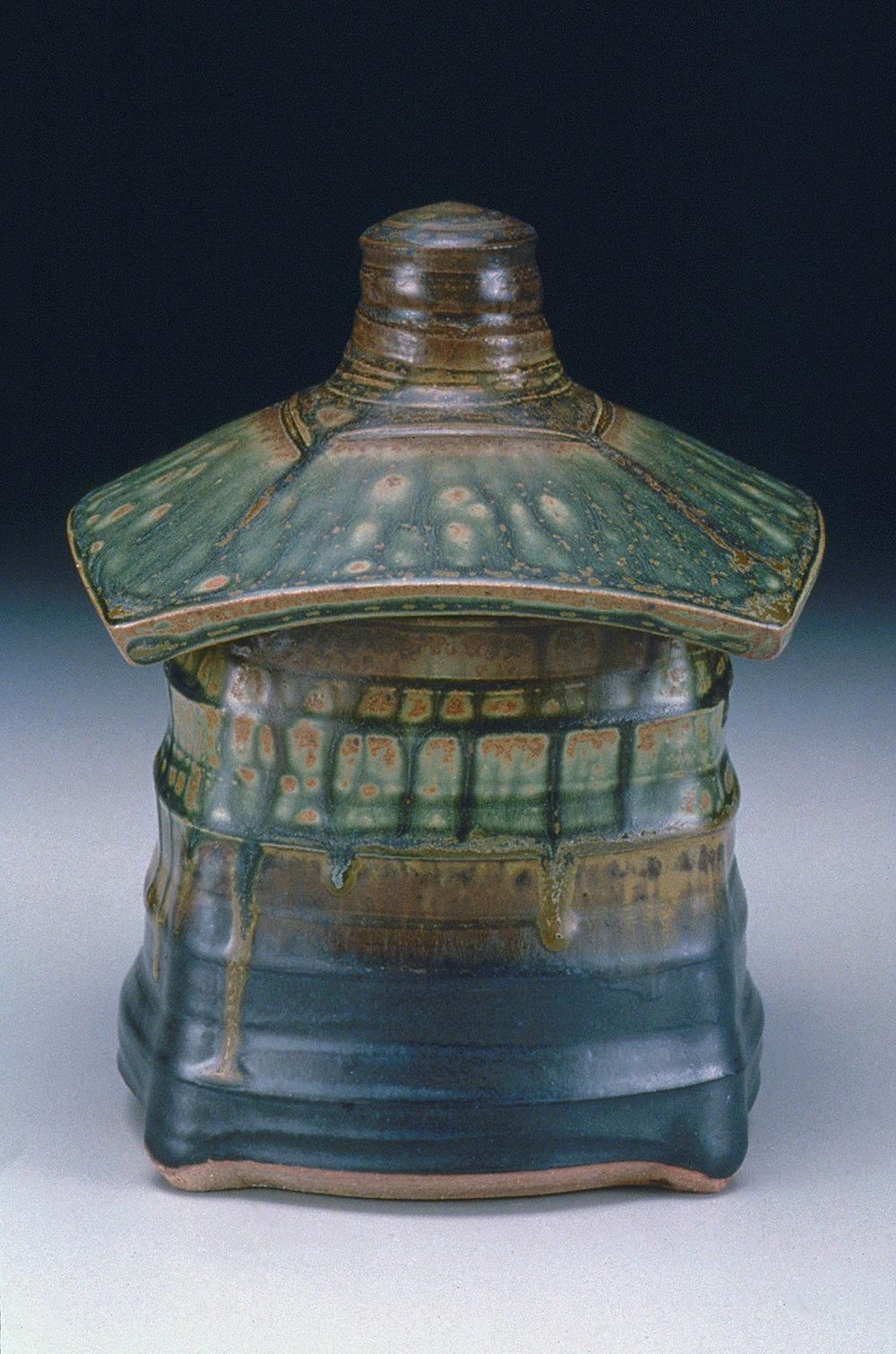 Pagoda Jar