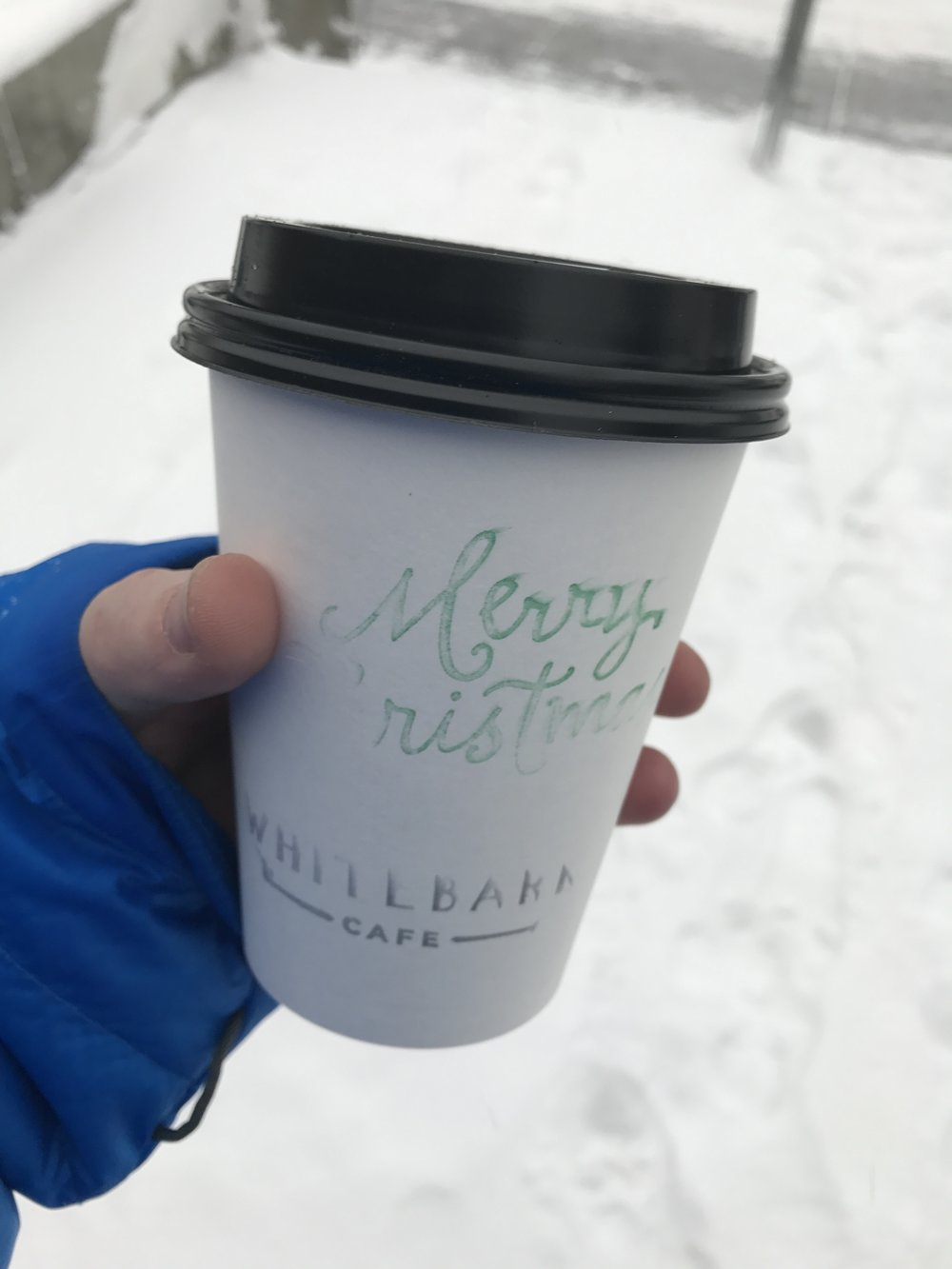 A VERY MERRY CHRISTMAS WITH A CUPPA FROM WHITEBARK