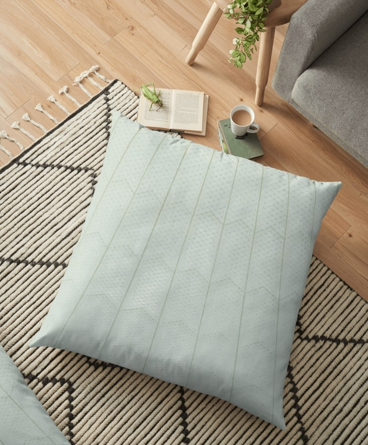 Throw Cushions - Designs for the lounge inspired by beloved landmarks and native flora