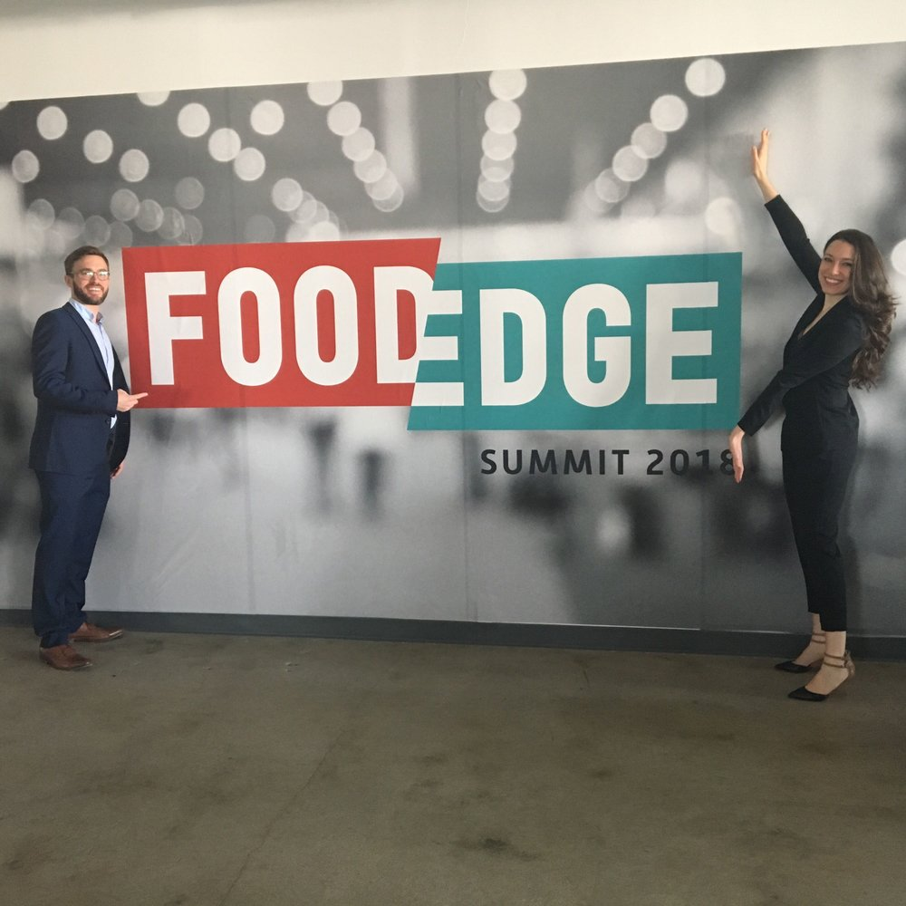 Food Edge Summit May 2018