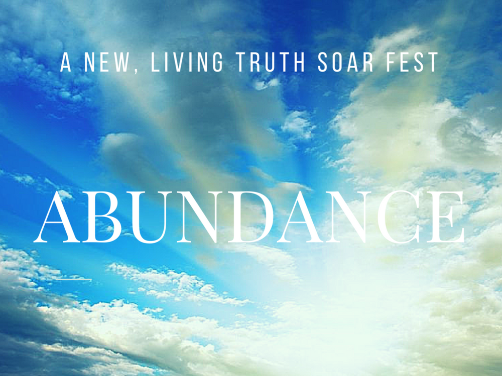 Abundance is a frequency! - Life is whole, complete, unified and available to you. In abundance you know both the desire and the fulfillment of it.