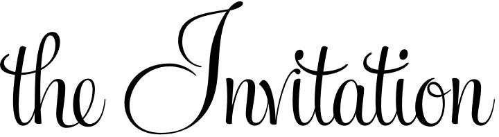 The Invitation - Feel Script.png
