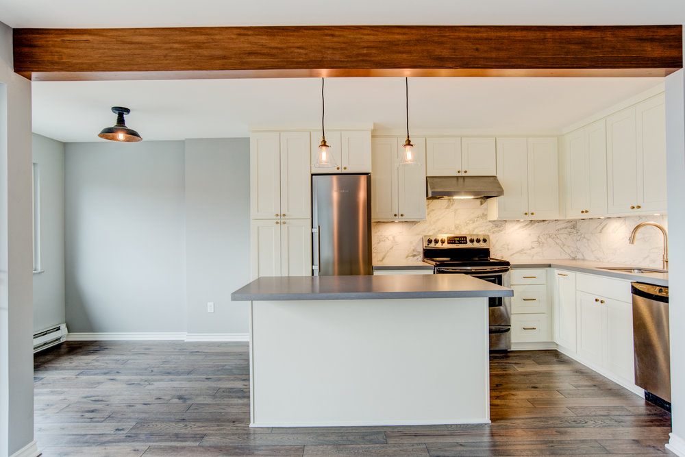 Our own condo renovation was expensive, but ended up being more than worth it in the end.