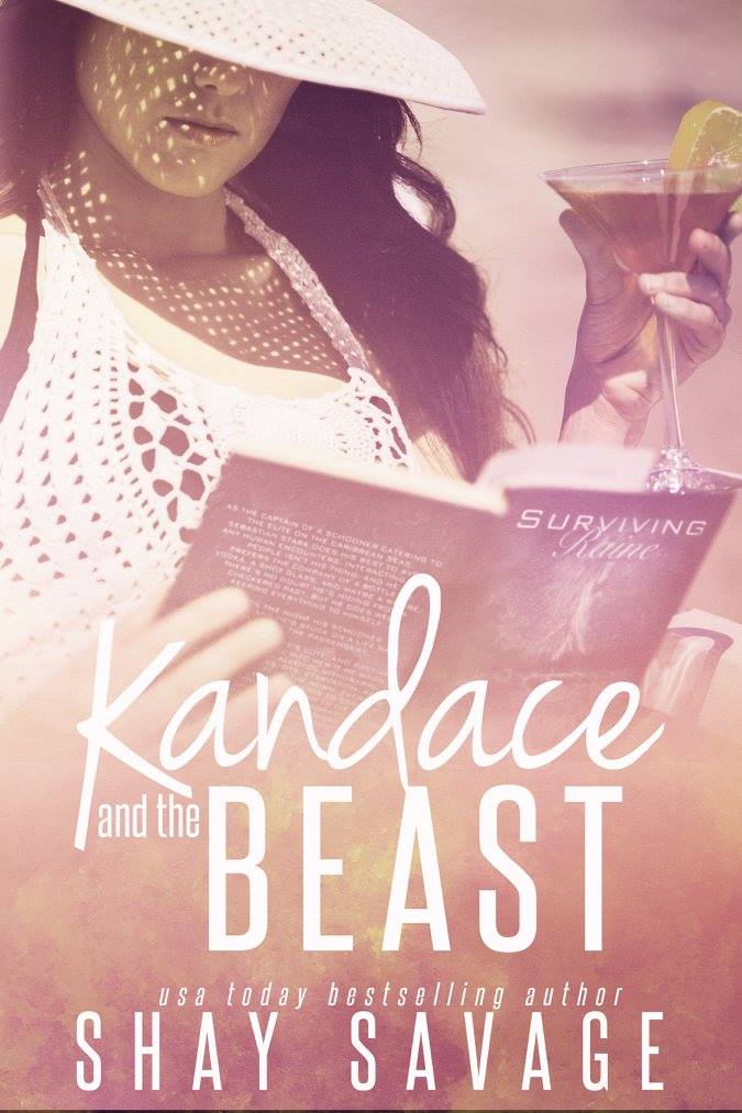 100% of the proceeds go to Kandace Milostan to help while she battles cancer. #CancerSucks #WeGotYouKandace Kandace has no idea how she came to be on the beach of a deserted tropical island with the book boyfriend of her dreams, Bastian Stark. He's fierce and passionate. He's rough yet protective. He's ready to give her everything she wants and more. She doesn't know how finds herself under Bastian's spell, but she knows being with him is going to be an experience she will never forget.