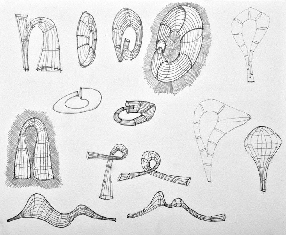 Sketchbook example #4