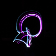 Derek Lawrence Lightpainting