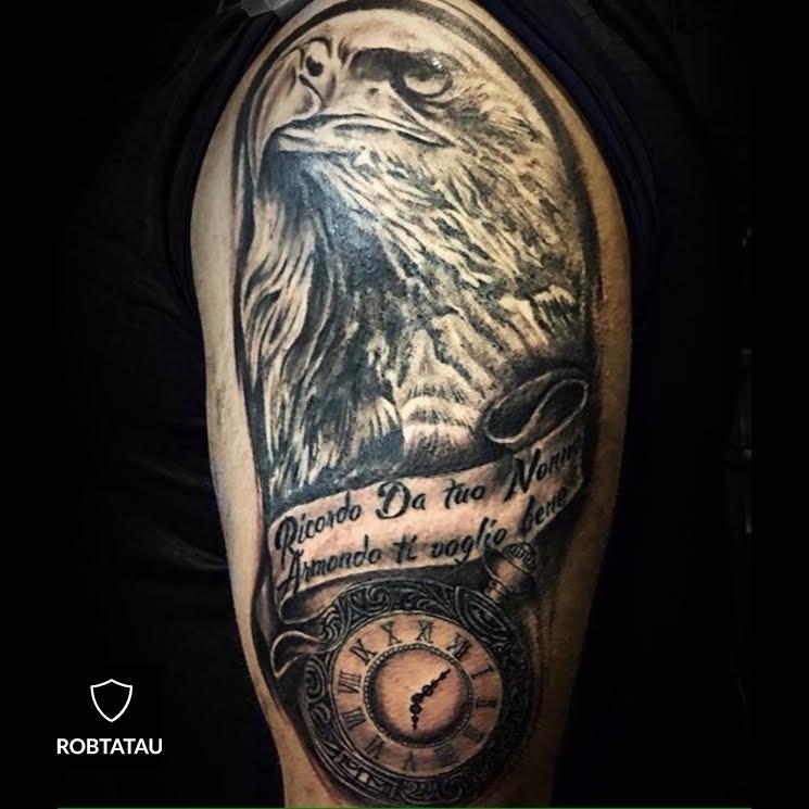 tattoo by rob