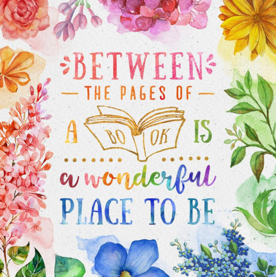 Between-the-pages-of-a-book-is-a-lovely-place-to-be-Anonymous-540x542.jpg