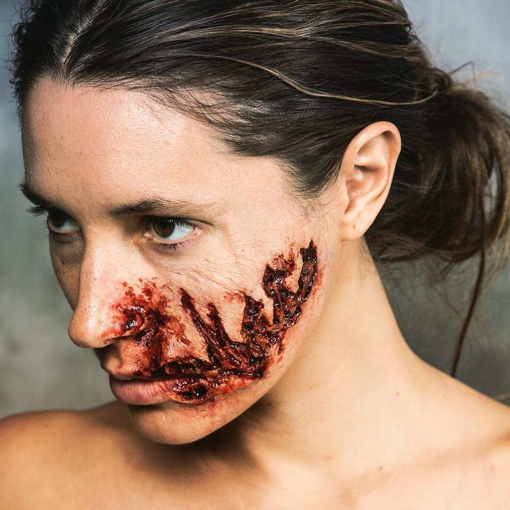 Demo for PTM at IMATS  Makeup Artist: Hannah Reed