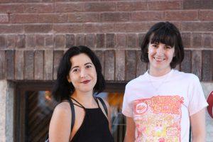 Co-founders Dunja Kovacevic and Laina Hughes