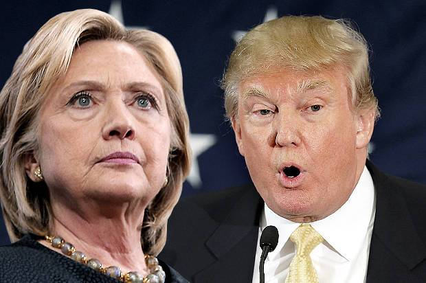 Hillary Clinton and Donald Trump(Credit: Reuters/Brian Snyder/Photo montage by Salon)