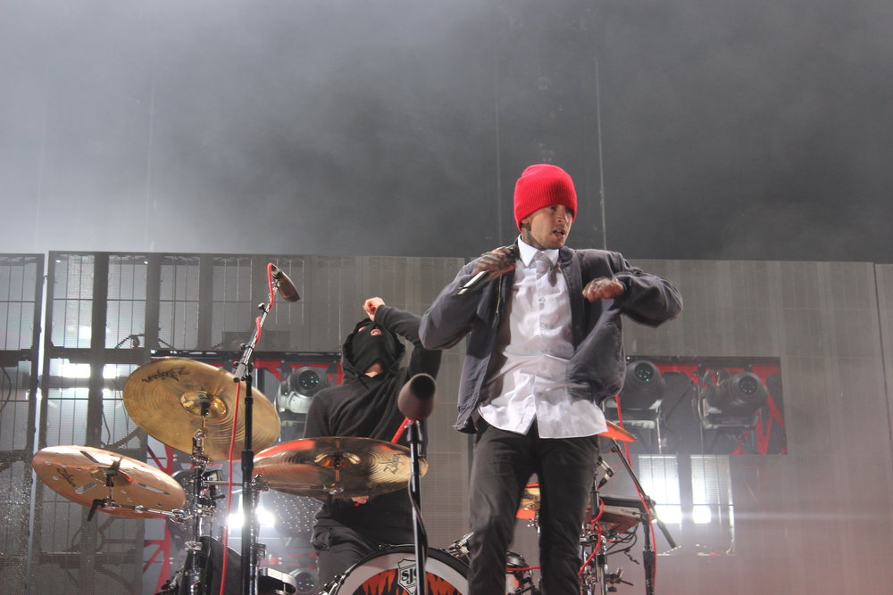 Twenty One Pilots. Photo by Amber McLinden.