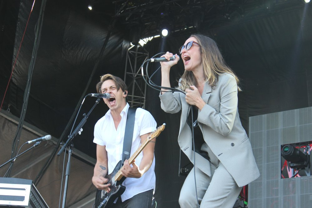 July Talk. Photo by Amber McLinden.