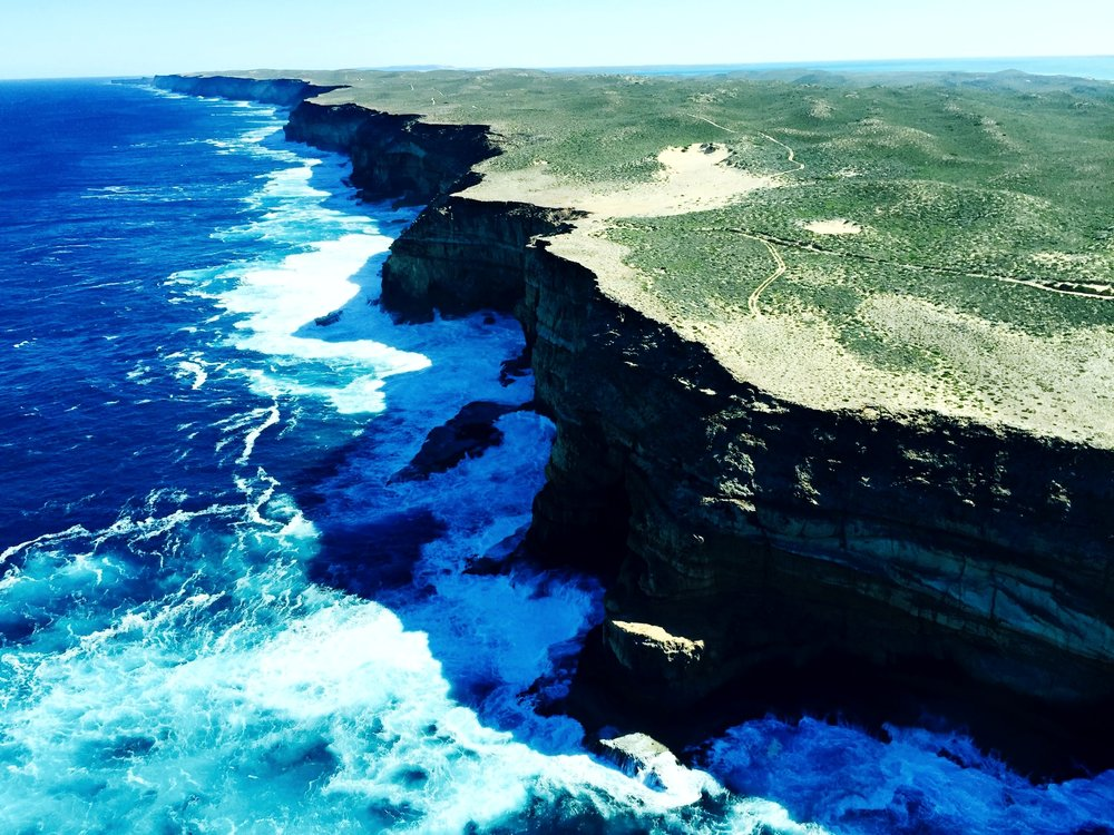 Copy of Zuytdrop Cliffs