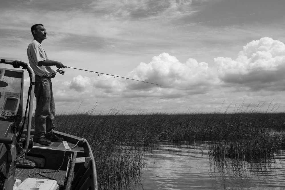 Louisiana - by Cole Davis