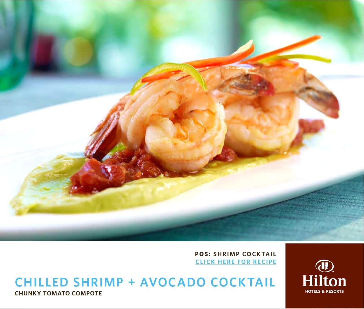 Hilton & Double Tree-Core Menu Food — MYRONBECKPHOTO