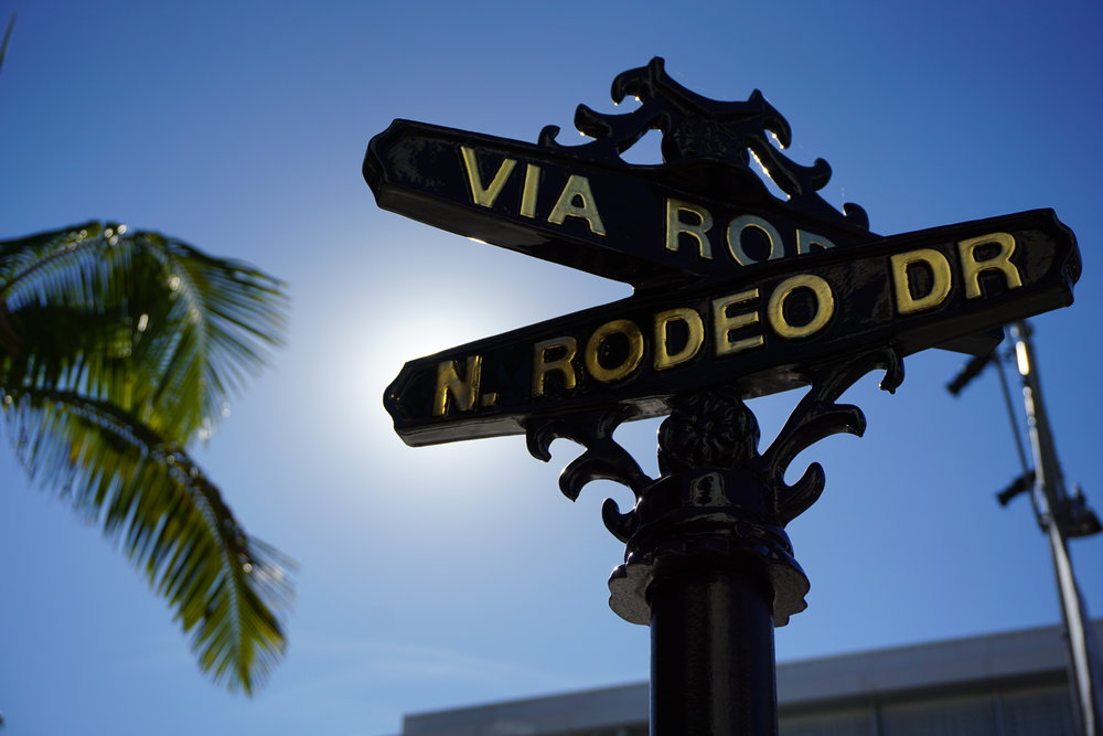 Source:  Lisa Raciti  // Rodeo Drive Beverly Hills