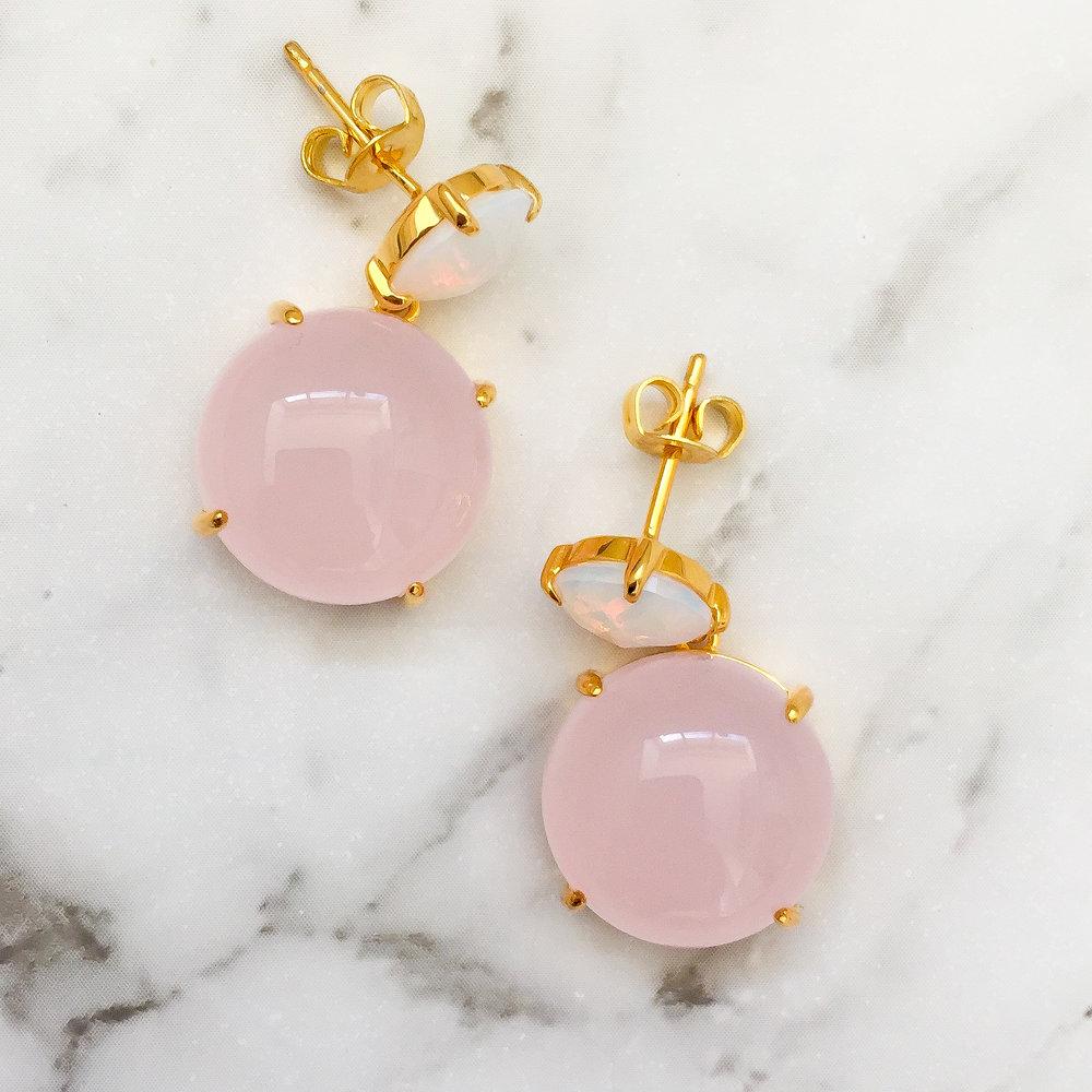 Earrings by  Sophie Catherine