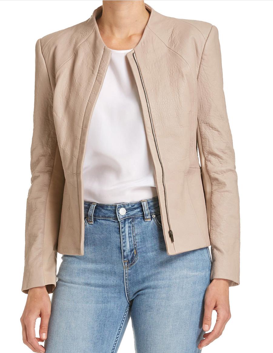 Saba Lilia Leather Jacket