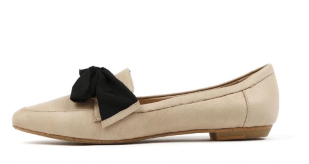Mollini Gael Latte Leather Shoes