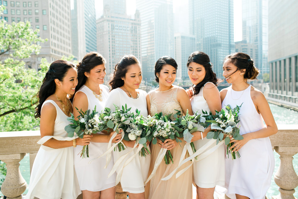 Bouquets by Grace Niu, photo by  Mayden Photography