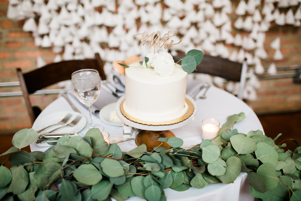 Decor by Grace Niu, photo by  Mayden Photography