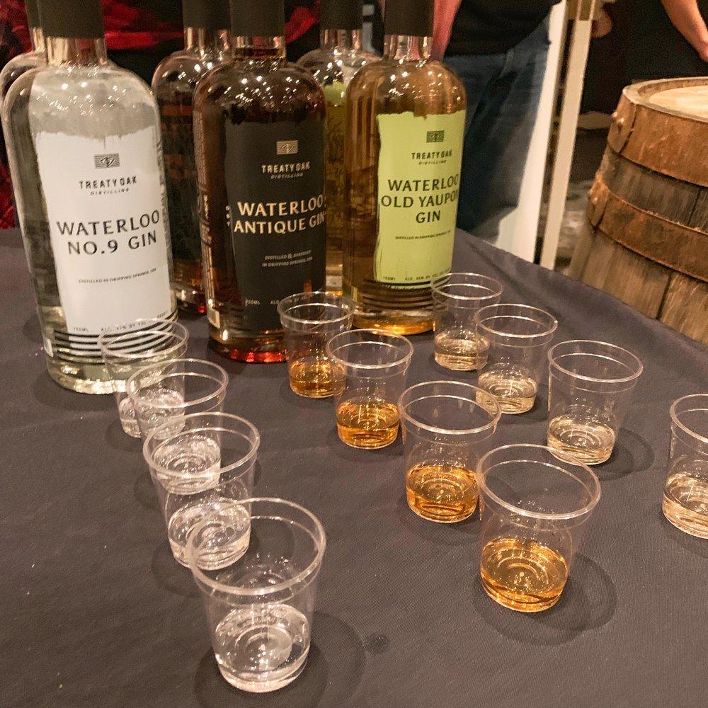 Treaty Oak Whiskey