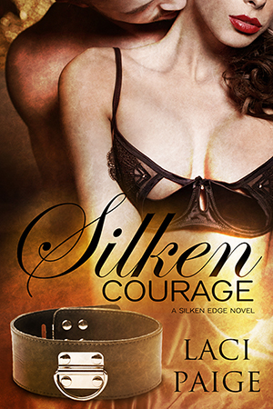 Silken Courage   BDSM/Final book in series