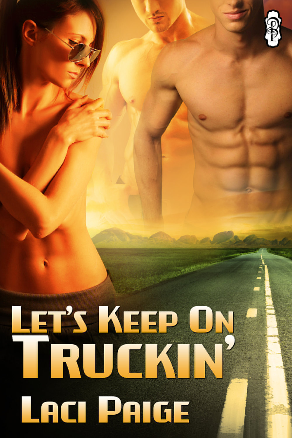 Let's Keep On Truckin'   Menage/second chances