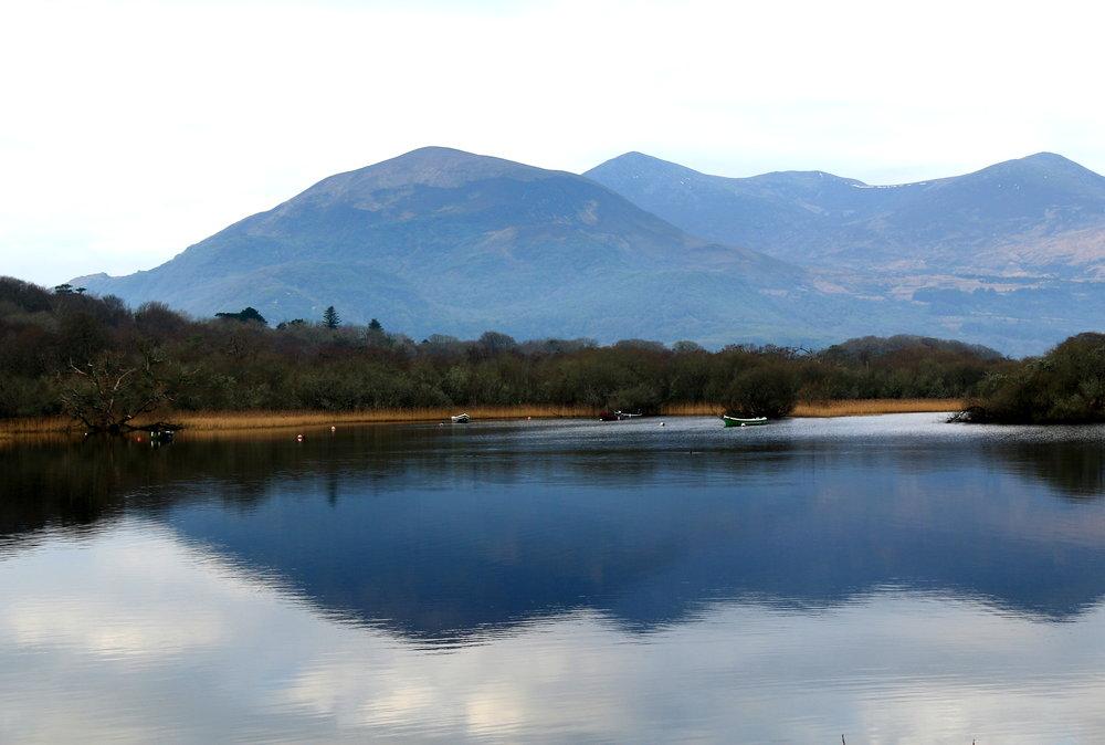killarney mountains view
