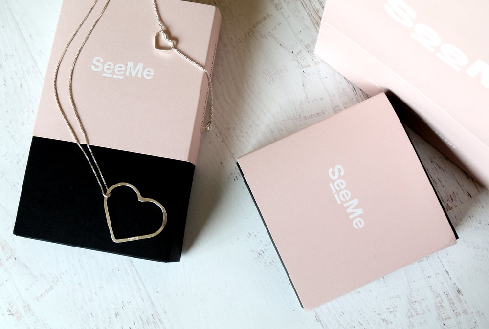 seeme necklace #madebyawoman