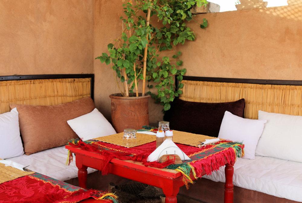 kui zin restaurant marrakech