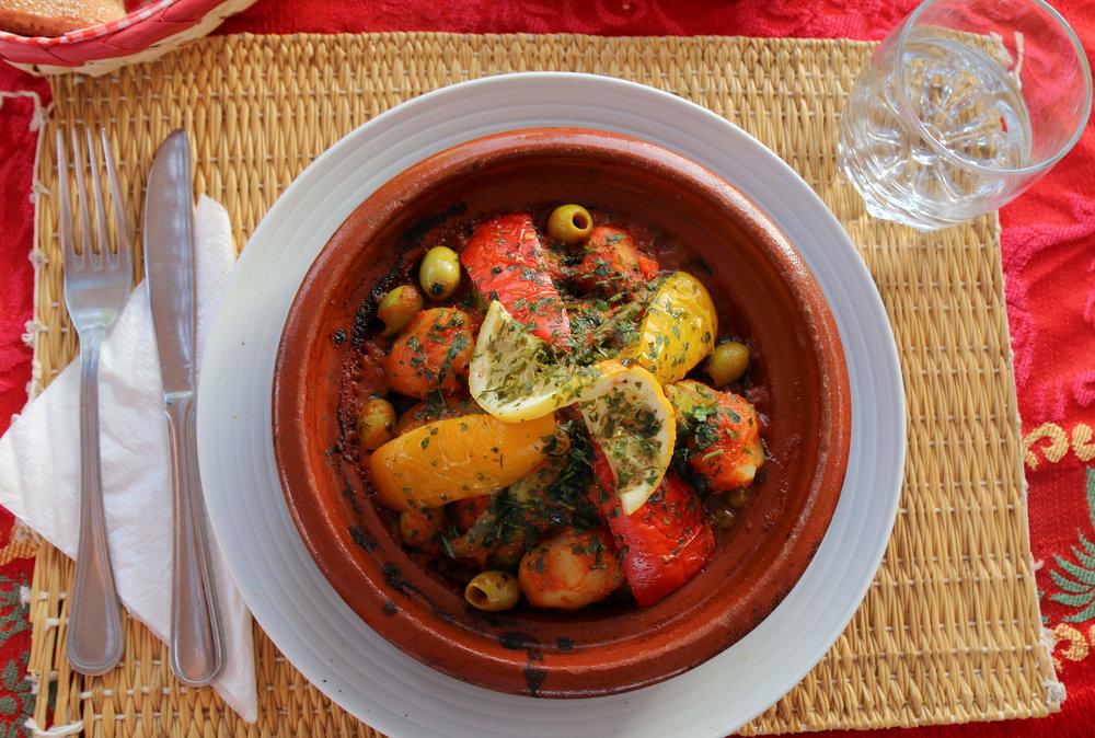 kui zin tagine restaurant marrakech
